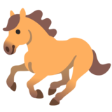 Horse on Google Android 11.0