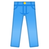 Jeans on Google Android 11.0