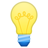 Light Bulb on Google Android 11.0
