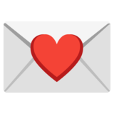 Love Letter on Google Android 11.0