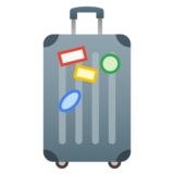 Luggage on Google Android 11.0