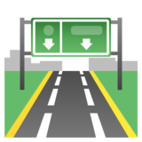Motorway on Google Android 11.0