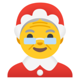 Mrs. Claus on Google Android 11.0