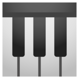 Musical Keyboard on Google Android 11.0