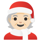Mx Claus: Light Skin Tone on Google Android 11.0