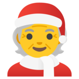 Mx Claus on Google Android 11.0