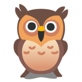 Owl on Google Android 11.0