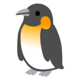 Penguin on Google Android 11.0