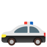 Police Car on Google Android 11.0
