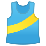 Running Shirt on Google Android 11.0