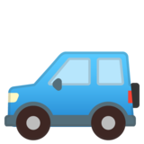 Sport Utility Vehicle on Google Android 11.0