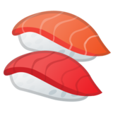 Sushi on Google Android 11.0
