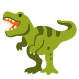T-Rex on Google Android 11.0