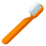 Toothbrush on Google Android 11.0