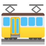 Tram Car on Google Android 11.0
