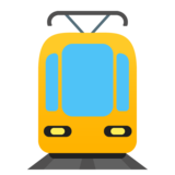 Tram on Google Android 11.0