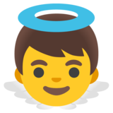 Baby Angel on Google Android 11.0 December 2020 Feature Drop