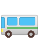 Bus on Google Android 11.0 December 2020 Feature Drop