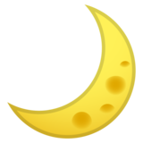 Crescent Moon on Google Android 11.0 December 2020 Feature Drop