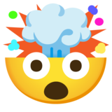 Exploding Head on Google Android 11.0 December 2020 Feature Drop