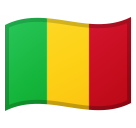 Flag: Mali on Google Android 11.0 December 2020 Feature Drop