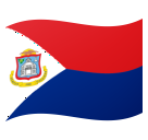 Flag: Sint Maarten on Google Android 11.0 December 2020 Feature Drop