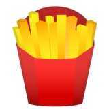 French Fries on Google Android 11.0 December 2020 Feature Drop