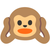 Hear-No-Evil Monkey on Google Android 11.0 December 2020 Feature Drop