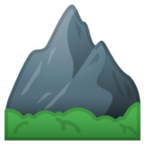 Mountain on Google Android 11.0 December 2020 Feature Drop