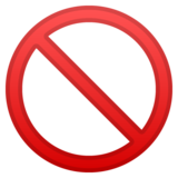 Prohibited on Google Android 11.0 December 2020 Feature Drop