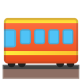 Railway Car on Google Android 11.0 December 2020 Feature Drop