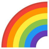 Rainbow on Google Android 11.0 December 2020 Feature Drop