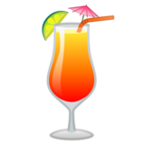 Tropical Drink on Google Android 11.0 December 2020 Feature Drop