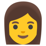 Woman on Google Android 11.0 December 2020 Feature Drop