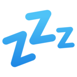 Zzz on Google Android 11.0 December 2020 Feature Drop