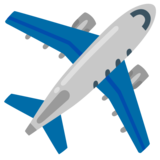 Airplane on Google Android 12.0