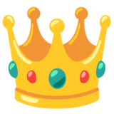 Crown on Google Android 12.0