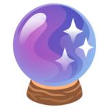 Crystal Ball on Google Android 12.0