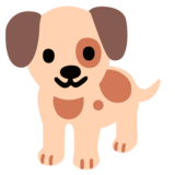 Dog on Google Android 12.0