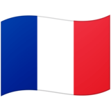 Flag: France on Google Android 12.0