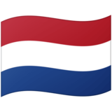 Flag: Netherlands on Google Android 12.0