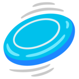 Flying Disc on Google Android 12.0