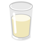 Glass of Milk on Google Android 12.0