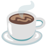 Hot Beverage on Google Android 12.0