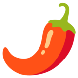 Hot Pepper on Google Android 12.0