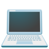 Laptop on Google Android 12.0