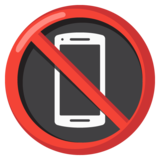 No Mobile Phones on Google Android 12.0