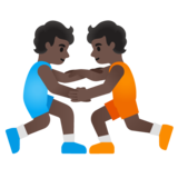 Wrestlers, Type-6 on Google Android 12.0