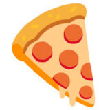 Pizza on Google Android 12.0