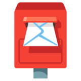 Postbox on Google Android 12.0